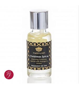 Christmas Spice Parfümolaj Madebyzen - Karácsonyi fűszerek ölelésében - 15 ml