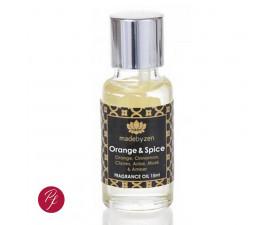 Orange and spice parfümolaj, 15 ml