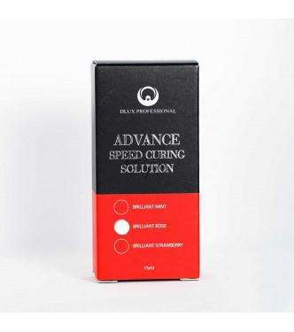 DLUX száradást gyorsító, optimalizáló folyadék 15ml - Rózsa illat